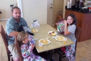 Family in Need Helped by Chad Biernacki