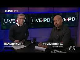 Dan Abrams and Tom Morris Jr of Live PD