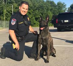 Denver Leverett and K9 Flex