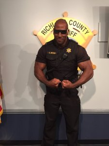 Garo Brown of Live PD
