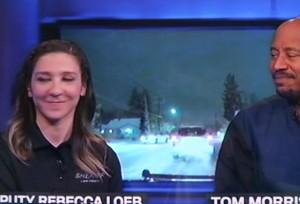 Rebecca Loeb Live PD Debut